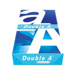 DOUBLE A/达伯埃 复印纸 A4 70g 白色 500×5包 1箱