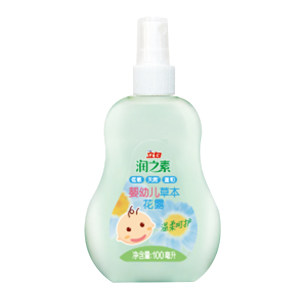 LIBY/立白 润之素婴幼儿草本花露水 6920174755305 100mL 1瓶