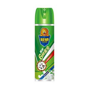SUPERB/超威 杀虫气雾剂 6920174735611 500mL 茉莉花香 1瓶
