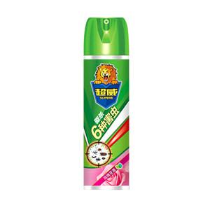 SUPERB/超威 杀虫气雾剂 6920174760248 600mL 玫瑰花香 1瓶