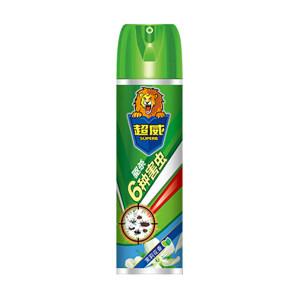 SUPERB/超威 杀虫气雾剂 6920174760644 600mL 茉莉花香 1瓶