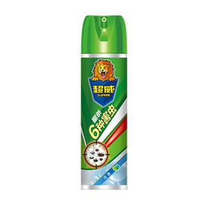 SUPERB/超威 杀虫气雾剂 6920174760231 600mL 无香型 1瓶
