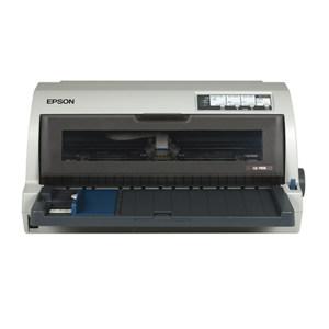 EPSON/爱普生 平推式票据打印机 LQ-790K 24针 1台