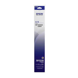 EPSON/爱普生 色带 C13S015588/S015336/S015347 黑色 1盒