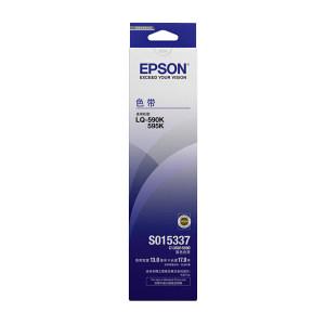 EPSON/爱普生 色带 C13S015590/S015337/S015343 黑色 1盒