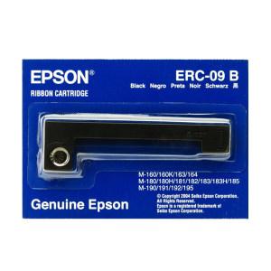 EPSON/爱普生 色带 ERC-09 黑色 1盒