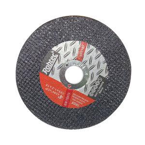 ROBTEC T41黑色双网不锈钢切割片(英文标) 107×1.2×16 1片