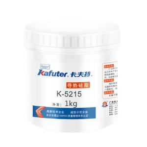 KAFUTER/卡夫特 导热硅脂 K-5215 灰色 1kg 1支