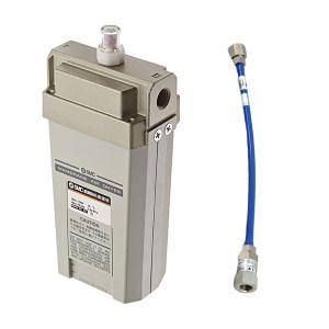 SMC IDG系列高分子膜式空气干燥器 IDG20M4-02 空气流量200L/min 接口Rc1/4 1个