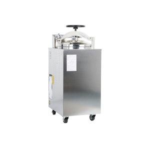 BOXUN/博迅 立式压力蒸汽灭菌器 YXQ-50A 50L/三个提篮 灭菌室尺寸φ300×755mm 1台