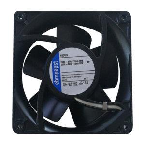 EBMPAPST 散热风扇 4650N 外形尺寸119×119×38mm 230V 19W 1台