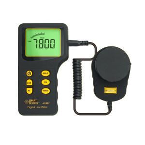SMART SENSOR/希玛仪表 分体式照度计 AR823+ 测量范围0~ 200000lux 不支持第三方检定 1台
