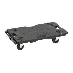 K+K/皇加力 料箱搬运车 489953 600 x 400 x 125 mm 最大承重150 kg 黑色 1个