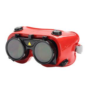 DELTA/代尔塔 翻盖式焊接眼罩 101013 遮光号:5# 1个