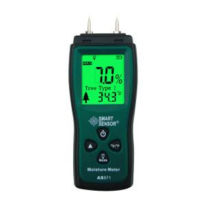 SMART SENSOR/希玛仪表 木材水分测试仪 AS971 不支持第三方检测/计量 1个