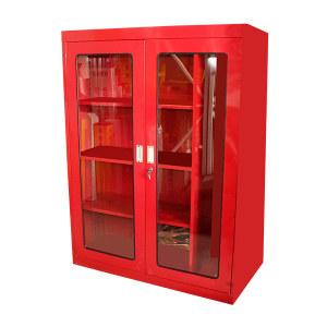 JNDL/金能电力 消防工具柜 JN-XFG-C05 不含消防器材 尺寸1200*850*390mm 冷轧板材厚度0.8mm 1个