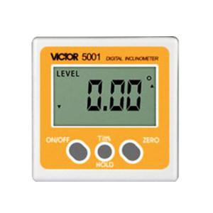VICTOR/胜利 单面带磁数显倾角盒 VICTOR 5001 不支持第三方检测/计量 1台