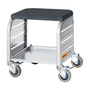 HOFFMANN/霍夫曼 装配用矮凳 965655 480×450×435mm 承载150kg 1个