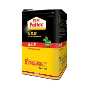 PATTEX/百得 万能胶-强力型 PX15L 15L 1桶