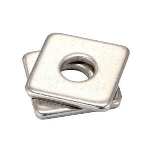 ZKH/震坤行 方垫圈 304 本色 φ10 DIN436 1盒