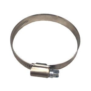 ZKH/震坤行 不锈钢德式喉箍 304 本色 8~16mm 1包