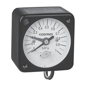 KOGANEI/小金井 气压表 GS1-50-DL 1个