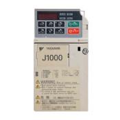 YASKAWA/安川 J1000系列变频器 CIMR-JB4A0004 三相 轻载功率1.5kW 重载功率750W 1台