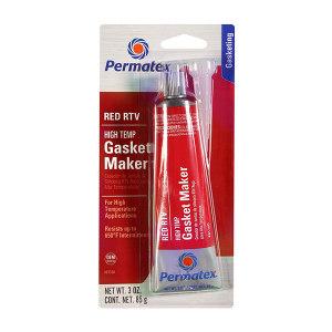 PERMATEX/泰扬 红色垫片胶 81161 红色 3oz 1支