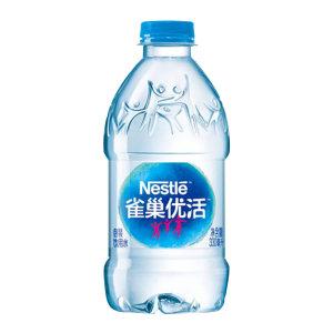 NESTLE/雀巢 优活饮用水 优活饮用水 330mL×24瓶 1箱