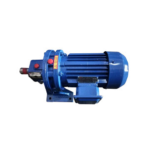 LINGYU/灵豫 减速电机 BWD1-43-1.5 含1.5kW电机 1套