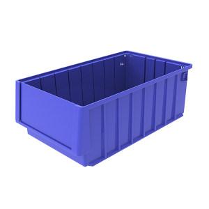 ANWENYING/安稳盈 分隔式零件盒 TK4214_蓝色 400×235×140mm 含透明牌 不含分隔板 1个