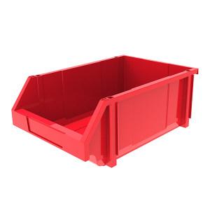 ANWENYING/安稳盈 组立背挂式零件盒 TK005_红色 450×300×177mm(414×272×94mm) 红色 1个
