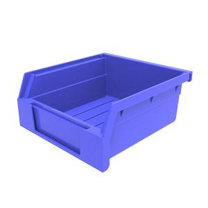 ANWENYING/安稳盈 背挂式零件盒 TK011_蓝色 110×105×50mm 1个