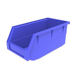 ANWENYING/安稳盈 背挂式零件盒 TK015_蓝色 270×140×120mm 1个