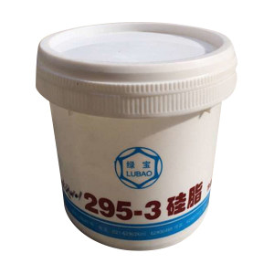 LUBAO/绿宝 硅脂 295-3 白色半透明 4kg 1桶