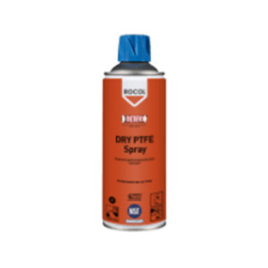 ROCOL/罗哥 干性聚四氟乙烯喷剂 DRY PTFE SPRAY(前称IFL SPRAY)  34235 400mL 1罐
