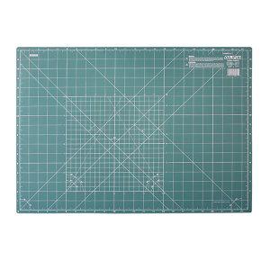 OLFA/爱利华 自愈型双面介刀板切割垫A1 CM-A1 920×610mm 厚2mm 绿色 1张