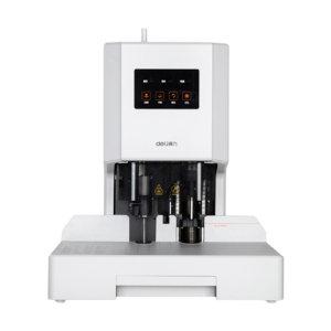 DELI/得力 自动财务装订机(白色) 14608 1台