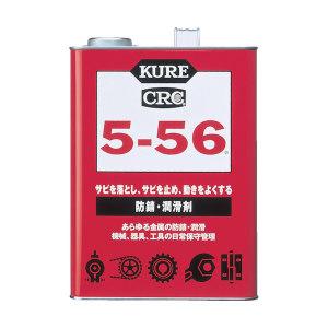 KURE/吴工业 5-56 多功能防锈润滑剂 1006 3.78L 1桶