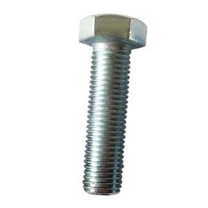 ZKH/震坤行 GB30-76 外六角螺栓 碳钢 4.8级 本色 全牙 300023012002500000 M12×25 粗牙 1百个