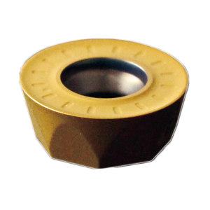 METALDUR/迈特多 RPMT铣刀片 RPMT10T3MO-MO1 AHC120 10片 1盒