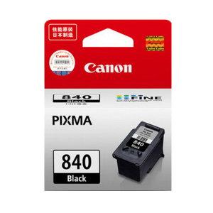 CANON/佳能 墨盒 PG-840 黑色 1个