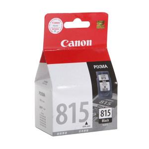 CANON/佳能 墨盒 PG-815 黑色 1个