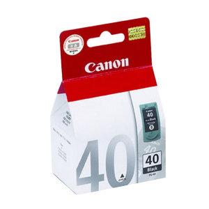 CANON/佳能 墨盒 PG-40 黑色 1个