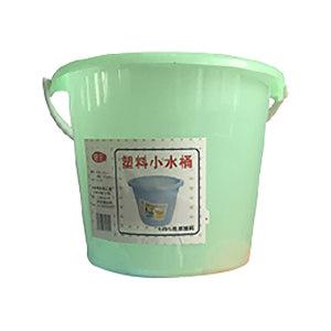 QIZHENG/奇正 小水桶 HL-50 4L 颜色随机 φ21×17.5cm 1个