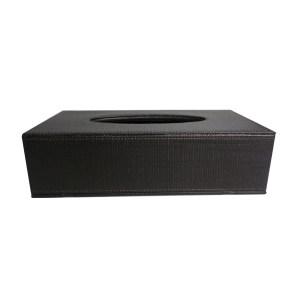 ZIREN/滋仁 擦手纸配件-织感高档PU面巾纸盒 M-1 245×120×65mm 1个