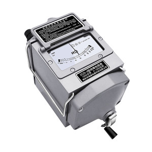 XRD/祥瑞德 兆欧表 ZC25/B-3 500V/500M 精品铝壳 1台