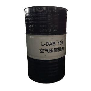 KUNLUN/昆仑 往复式空压机油 DAB100 170kg 1桶