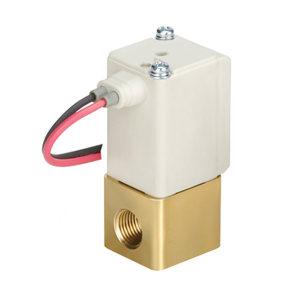 SMC VDW系列小型直动式两通电磁阀 VDW12JAC 1个