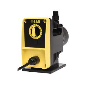 MILTONROY/米顿罗 PD0系列电磁隔膜泵 PD056-738NI 最大流量0.0042m3/h 最大工作压力10.3bar PVC泵头 22W 手动 220~240V国标插头 1台